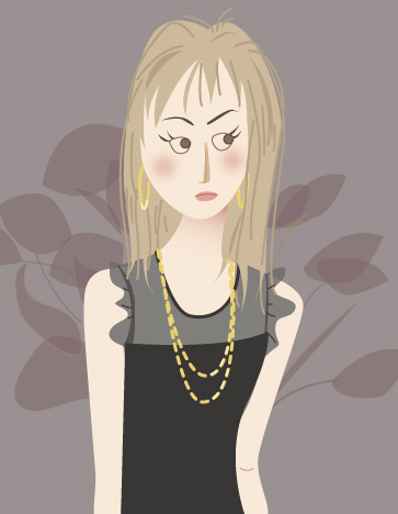 黒いドレスの女.jpg