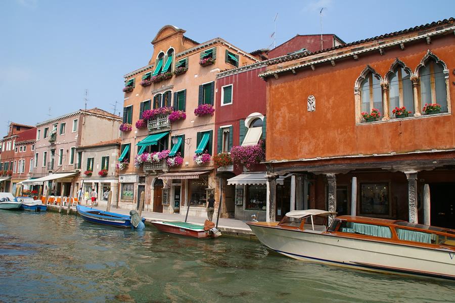 夢の中で迷う街、ベネツィア【ひとつの旅ふたつの世界】
